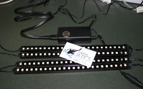 Ecoxotic_reef_aquarium_led_lighting_stunner_strips_power_suppy_wired