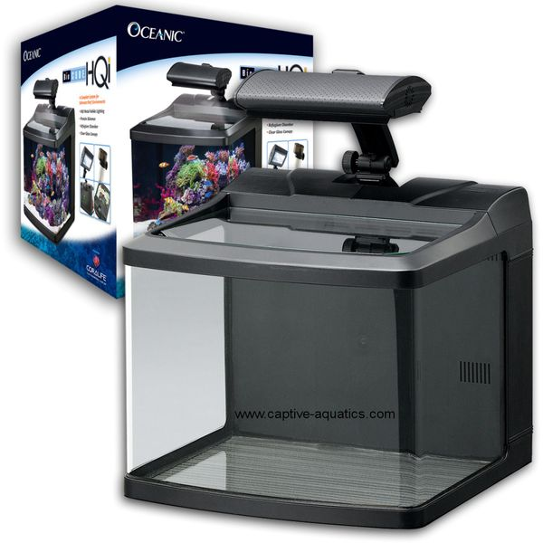 New Biocube 29 Hqi Nano Aquarium Captive Aquatics An