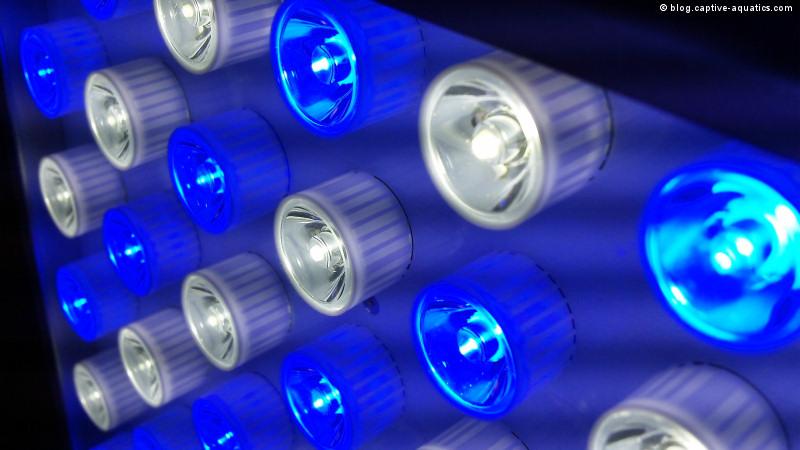 Ecoray-60-led-reef-aquarium-light-diode-closeup